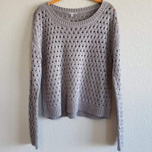 Halogen | Loose Knit Sweater